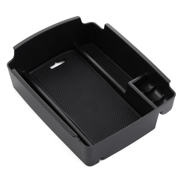 Автомобильный бардачок, подлокотник, ящик для вторичного хранения, пригодный для Kia Sportage QL KX5 (не подходит для ручного автомобиля)