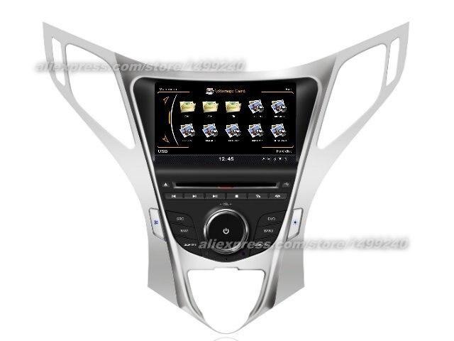 Для hyundai Grandeur 2013 ~ 2011 Автомобильный gps навигационная система + Радио ТВ DVD iPod BT 3G Wi Fi HD экран мультимедийная система