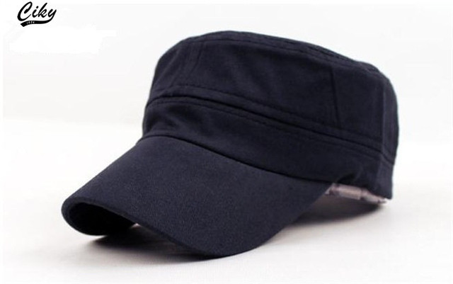 0220af4c9cf 2016hot baseball hat snapback caps for women men flat-top cap fashion solid  visor hat outdoor sun hat free shipping