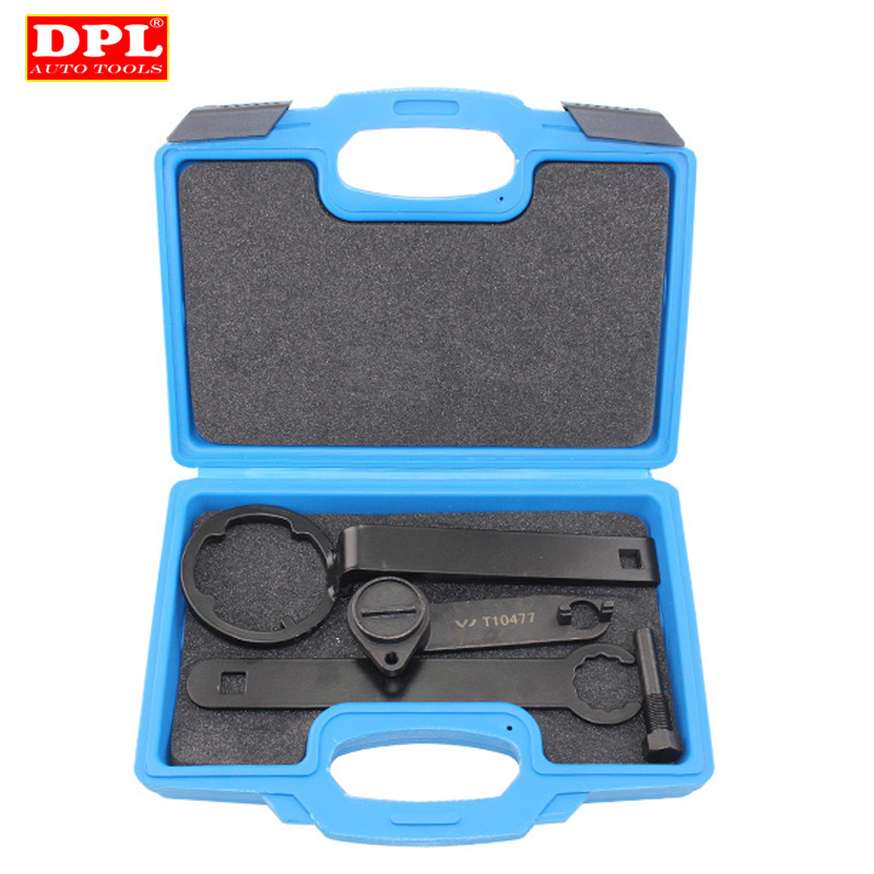 New Arrival 4Pcs/Set Belt Timing Tool Set For VW/Audi/New Jetta/Golf 7/New Santana/Skoda 1.4T 1.6 Engine Car Diagnostic Tool a7020 car engine stretch ribbed belts pulley v belt mounting tool for bmw for vw for audi for skoda installation removal tools