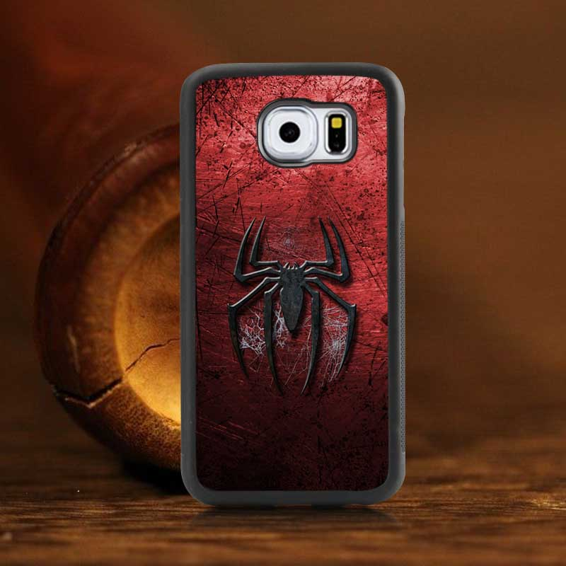 <font><b>Amazing</b></font> <font><b>Spider</b></font> <font><b>Man</b></font> Rubber <font><b>Case</b></font> <font><b>for</b></font> <font><b>Samsung</b></font> <font><b>Galaxy</b></font> S6 G9200 G9208 G9209