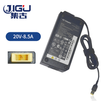 JIGU 20V 8.5A FANKOU Laptop Charger AC Adapter Power For LENOVO Legion Y720 For Thinkpad P50 P70 T440p W540 W541