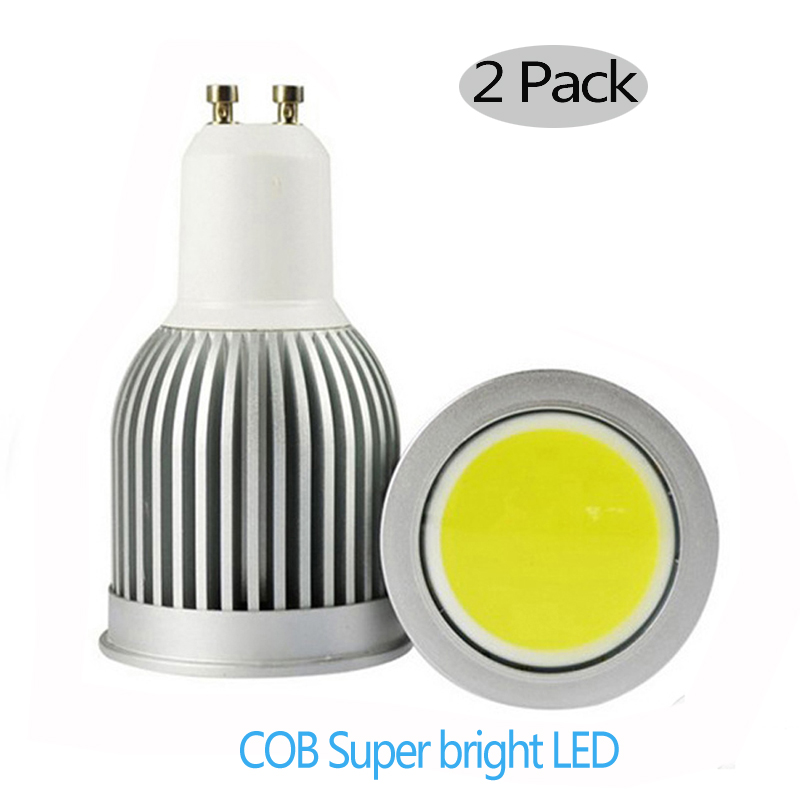2pcs/lot  New LED COB Lamp Bulb GU10 E27 5w 7w 9w  GU 5.3 LED Spotlight Warm Cool White led Lamp AC220V 110V original 26mm mikuni carburetor for cbt125 cb125t cbt250 ca250 carburador de moto