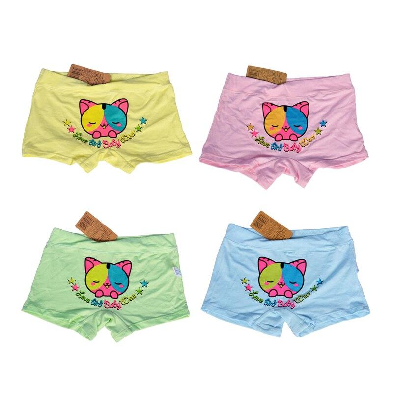 Buy 12 Pcs/Pack Brand Kids Boys Girls Underwear Panties Baby Modal Underwear Boxer Underpants Shorts Nurseries Children's Briefs