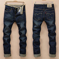 2016 nuevo color Sólido movimiento tiempo libre pantalon homme pantalones dsq balmai ripped skinny jeans hombres jeans hombres motorista robin