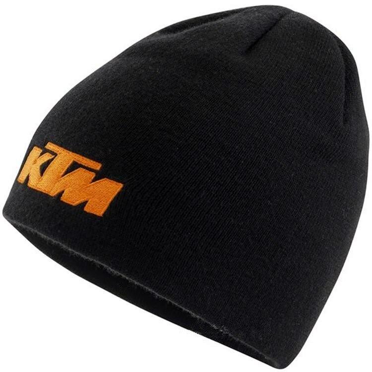 KTM Beanies Winter Hat Brand Knitted Cap Skullies Winter Hats Men Women Sports KTM Cap Warm MOTOGP Thicken Ski Bonnet Beanie
