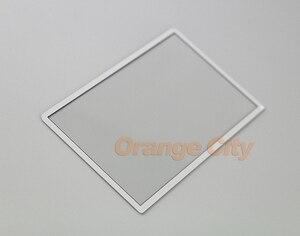 Image 4 - ChengChengDianWan 3 unids/lote, pieza de repuesto para 3DS LL / 3DS XL, cubierta de plástico frontal de pantalla LCD superior