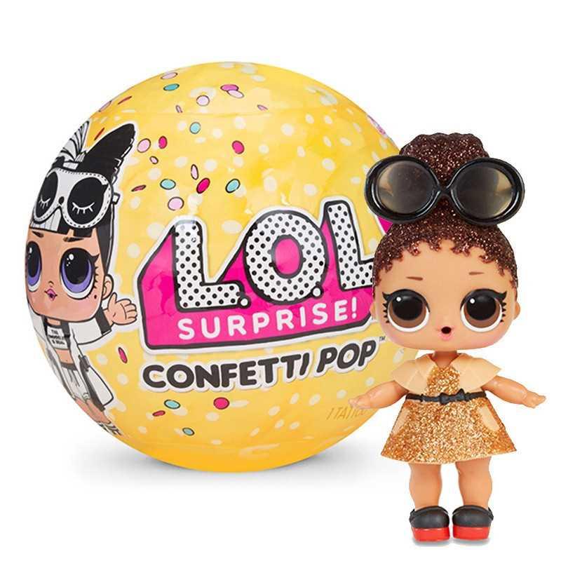 Surprise LOL Dolls Confetti Egg 24