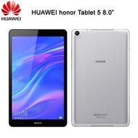 Huawei почтовый ящик 5 Планшет 5 8 дюймов 32 ГБ/64 Гб Kirin 710 Восьмиядерный OTG 8.0MP Лицо ID 1200x1920 FHD дисплей 5100 мАч GPU Turbo 2,0