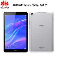 Cargadores de coche Huawei Honor 5 Equipo tableta Mediapad T5 8 pulgadas 32GB / 64GB Kirin 710 Octa Core OTG 8.0MP Face ID FHD 1200x1920x5100mAh GPU Turbo 2,0