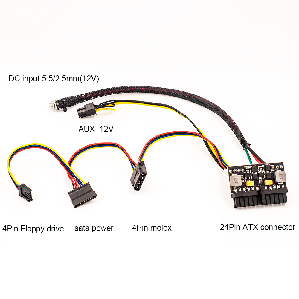atx pinout mini atx 24 pin wiring diagram [ 1000 x 1000 Pixel ]