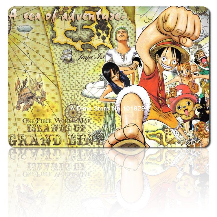 one piece mouse pad new world mousepad laptop anime large mouse mat gear notbook computer gaming mouse pad gamer play mats