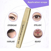 5ml Beauty Effective Eyelash Curling Growth Tonic Thick Longer Make Up Eyelash Growth Thick Liquid 1PC