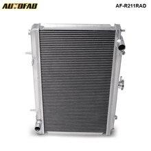 2 Row Full Aluminum Cooling Radiator For 95 98 Nissan 240SX S14 SR/SR20DET Manual AF R211RAD