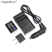 4 Pcs/ensemble NP-FV50 NP FV50 NPFV50 900 mAh 6.8 V LI-ION Caméra Batterie + Chargeur + Chargeur De Voiture Plug Gratuit pour Sony NP-FV30 NP-FV40