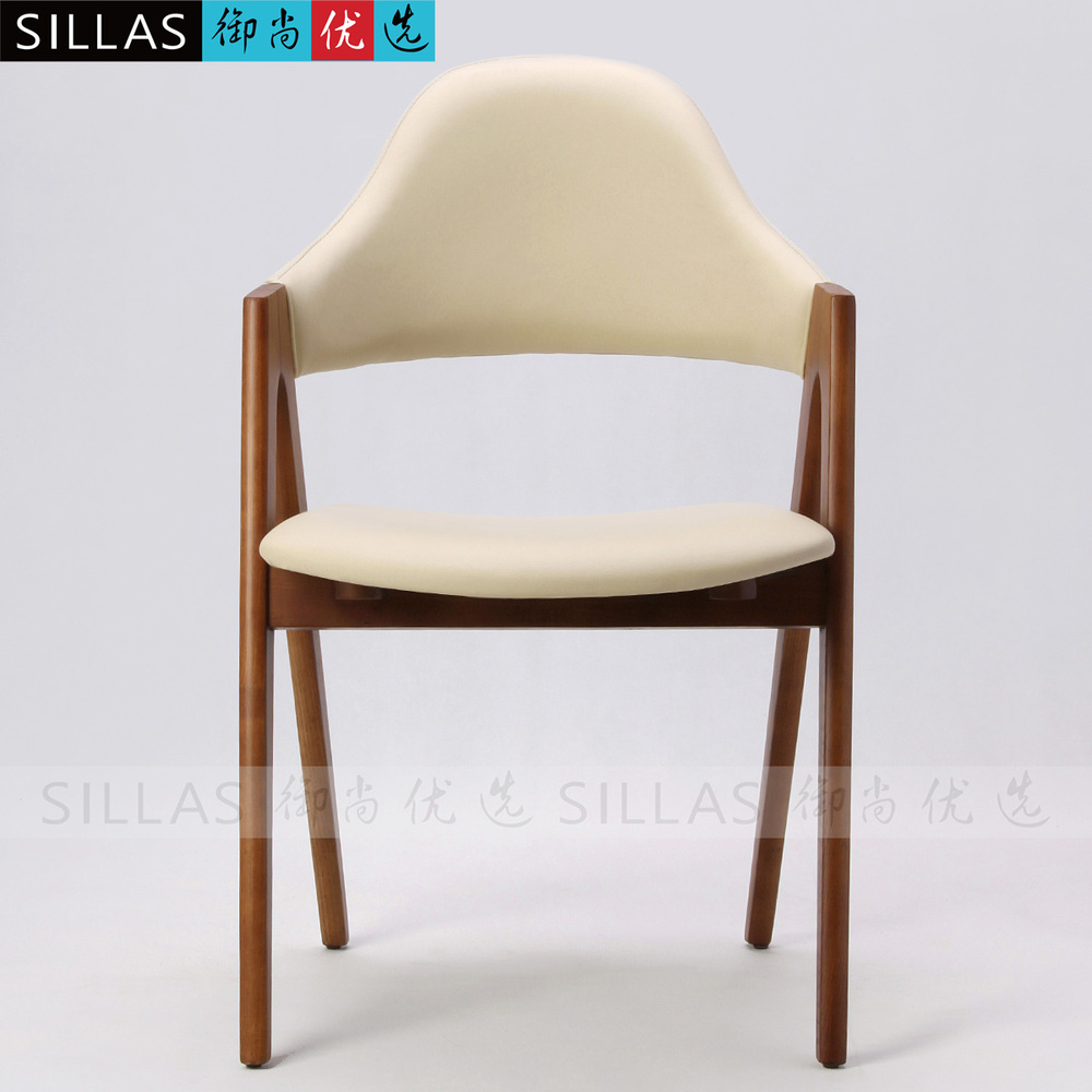 Modern cafe furniture - Ash Wood Chair Dining Chair Fabric Thailand Minimalist Modern Style Cafe Bar Restaurant Chairs In Shampoo Chairs From Furniture On Aliexpress Com Alibaba