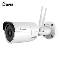 Keeper IP Camera Wifi 1080P Sony IMX323 ONVIF Wireless Wired P2P CCTV Bullet Outdoor Waterproof Camera