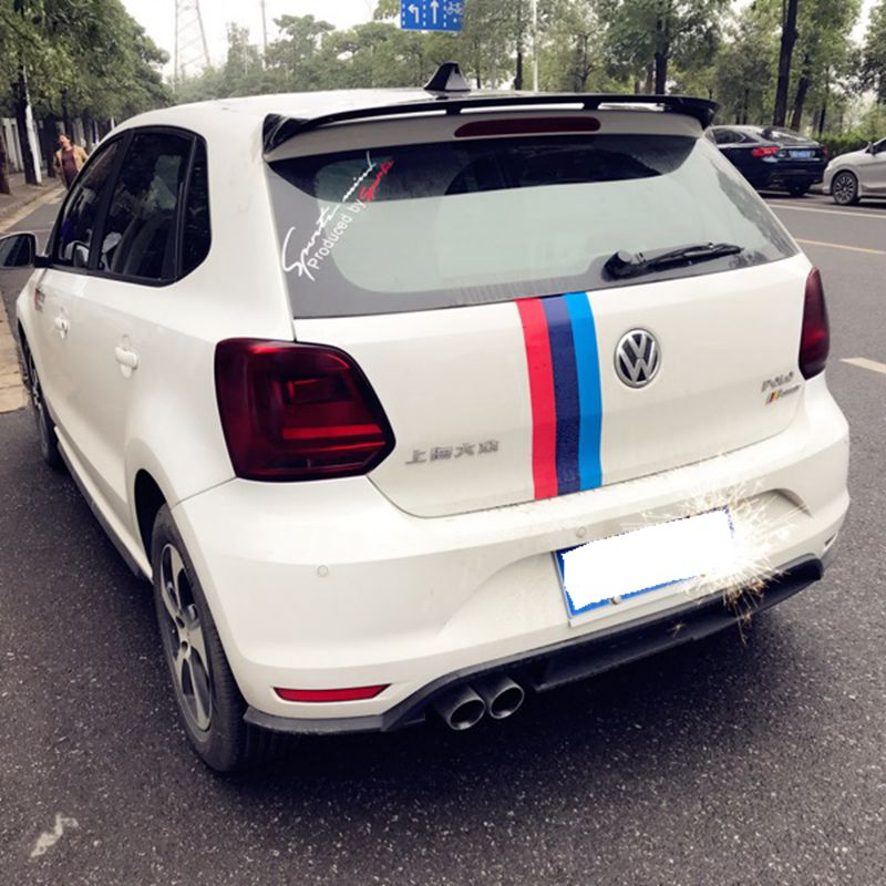 Buy Volkswagen: Online Buy Wholesale Vw Polo Spoiler From China Vw Polo