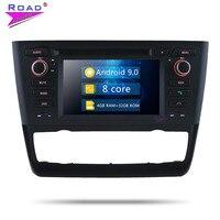 Roadlover Android 9.0 PC DVD Player For BMW 1 Series E81 E82 E88 Auto 2004 Stereo GPS Navigation Auto Radio Multimedia Magnitol