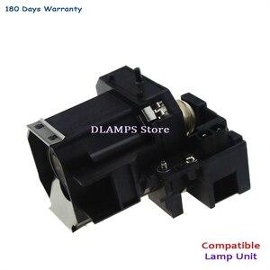 Image 1 - المصنع مباشرة بيع لمبة استبدال ELPL39 مع السكن لإبسون EMP TW1000/EMP TW2000 EMP TW700 ELP39