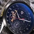 TEVISE Relógio de Pulso de luxo para Homens auto-vento Automático relógios dos homens relógio de pulso vestido de alta qualidade Frete Grátis