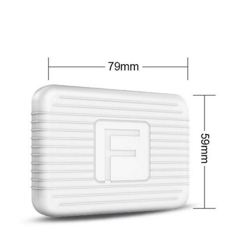 MLLSE 10Pcs Plastic Earphone Accessories Headphone Case