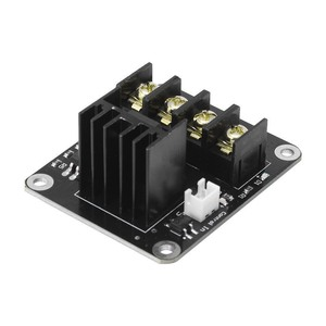 Image 2 - Hot Sale 3D Printer Heated Bed Power Module 210A MOSFET upgrade RAMPS 1.4