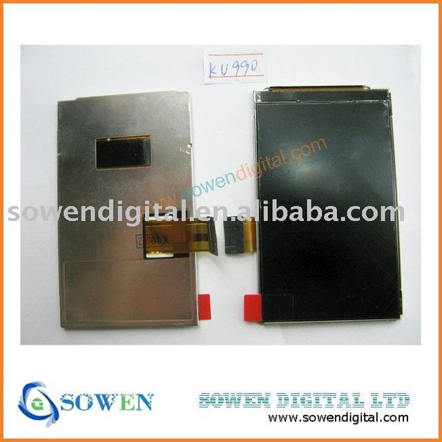 Fast shipping for LG KU990 KE990 VX9700 KC910 LU915 LCD wholesale or retail on the aliexpress