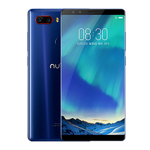 KT Unique Nubia Z17S NX595J Cellular Cellphone 128/64GB 5.73″ Full Display screen Octa Core  Android Twin Entrance Rear Cameras NFC Fingerprint