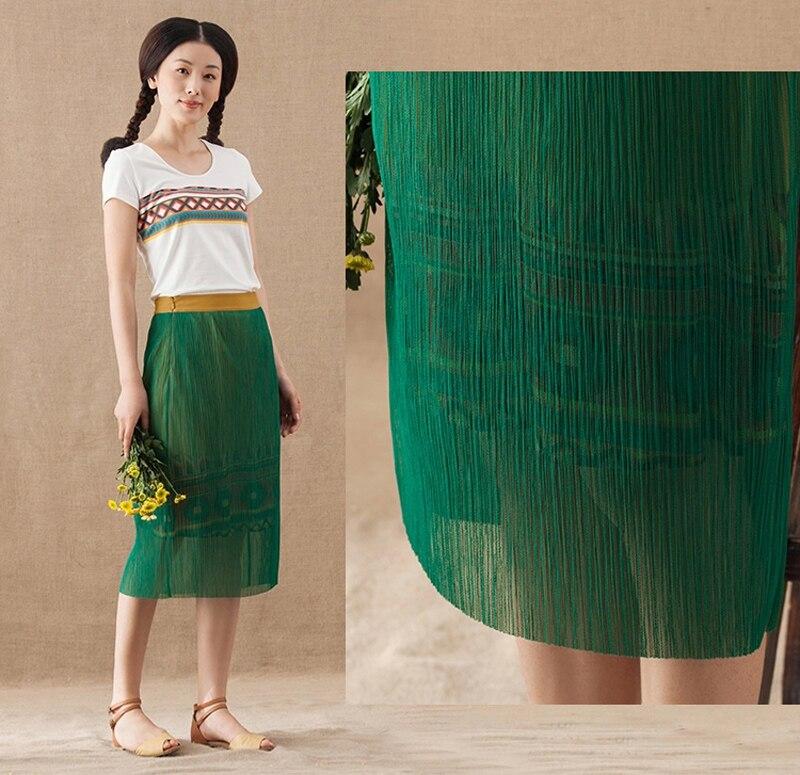 2018 Penawaran Nyata Nyata Dicelup 21 Warna Fashionable 75D 100% - Seni, kerajinan dan menjahit - Foto 4