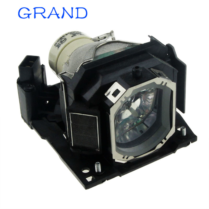 купить DT01191 / CPX2021WN projector lamp with housing for HITACHI CP-WX12/WX12WN/X11WN/X2521WN/CP-X2021/CP-X2021WN/CP-X2521 HAPPY BATE недорого
