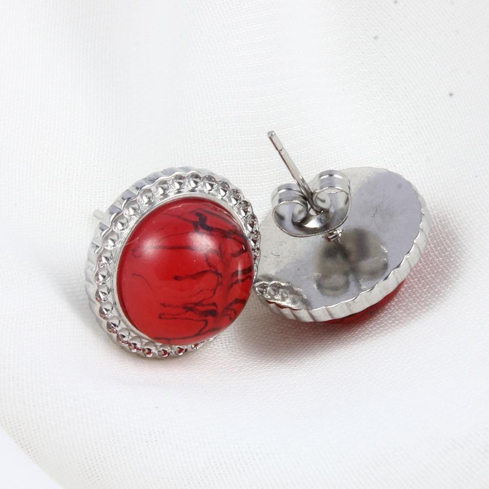 ZUUZ minimalist pearl earrings jewelry fashion jewelry for women stud brincos earing korean kpop small errings stainless steel ...