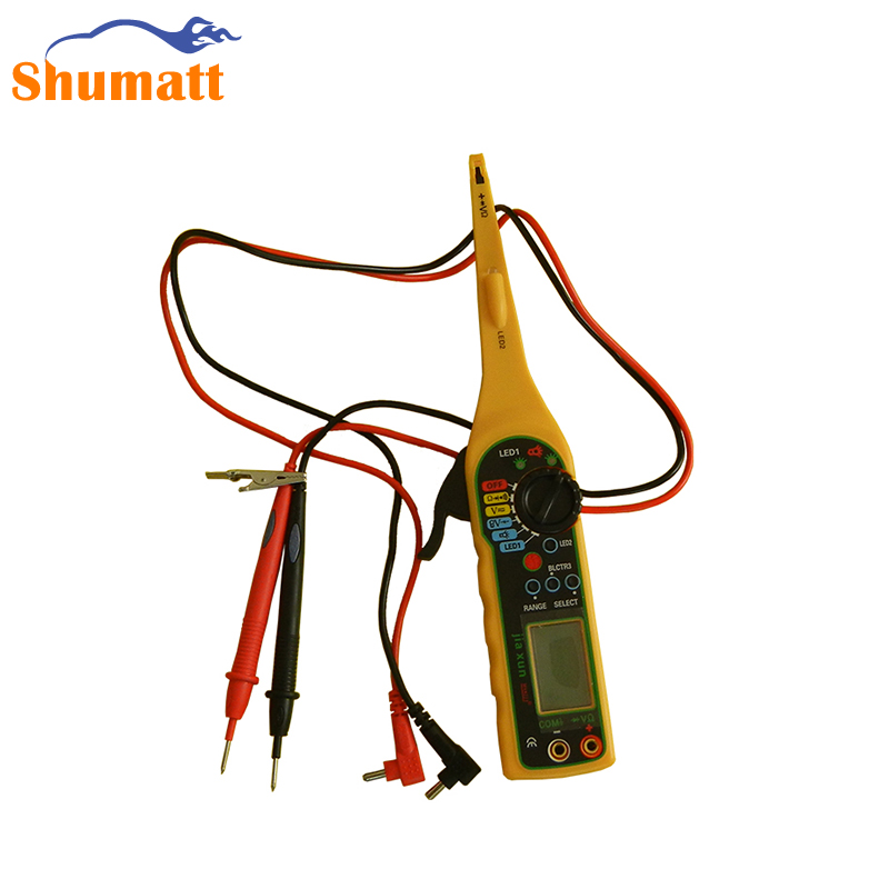 ФОТО Multi Function Auto Car Automotive Detector Electrical Breakdown Fault Circuit Tester Diagnostic Repair Tools RTK001