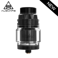 Augvape INTAKE RTA Electronic Cigarette Atomizer Leak Proof Bottom Airflow Direct To Coil Single Coil 24mm