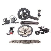 2017 ¡ NUEVO!! SHIMANO DEORE M6000 2×10 s Velocidad 11-42 T MTB Mountain Bike Kit Bicicleta Groupset Del