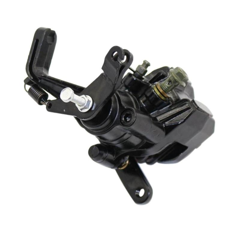 1Pcs Black Metal Rear Brake Caliper Motors New for YAMAHA ATV Wolverine Banshee Blaster Warrior Raptor Motorbike Brakes Hot Sale