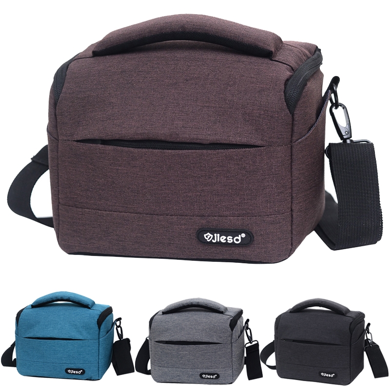 DSLR Case Camera Bag For Nikon D850 D7200 D7100 D7000 D5300 D5200 D5100 D5000 D3400 D3300 D3200 D3100 D750 D80 D90 Shoulder bag