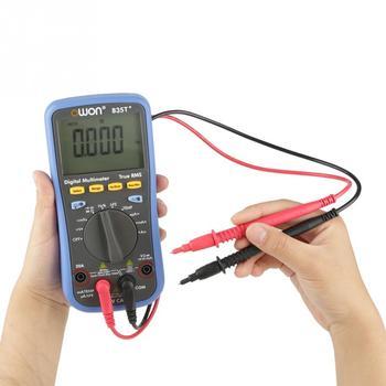 Original Owon B35T + Digital Multimeter True-rms Auto Range Bluetooth Voltmeter Strom Spannung Amperemeter Ohmmeter Ohm Tester
