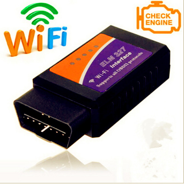 Последним ELM 327 В 1.5 BT адаптер Работает На Appile/Android крутящий момент Elm327 Wi-Fi Интерфейс OBD2/OBD II Авто диагностические-Сканер