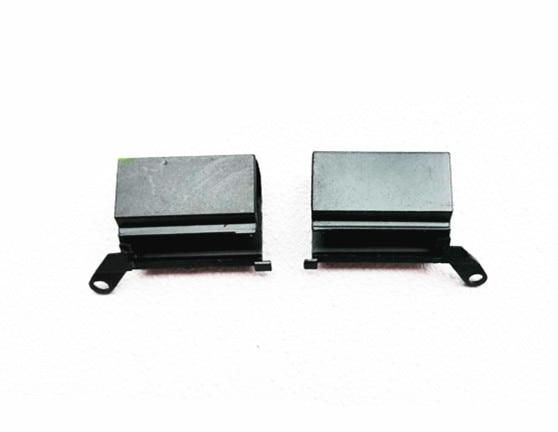 New for HP ENVY 6 ENVY 6-1000 series LCD Hinge Covers set Black Left Right
