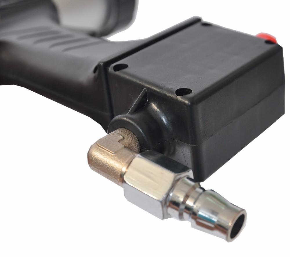 Pistola per silicone per sigillatura pneumatica 310 ml 10,3 oz Soft - Strumenti di costruzione - Fotografia 5