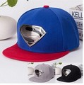 2016 nueva moda Superman Snap Back Snapback Caps Caps sombrero sombrero súper hombre ajustable Gorras Hip Hop gorra de béisbol ocasional sombreros hombres mujeres