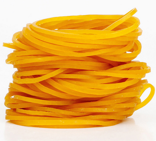 100pcs/bag  wholesale painting brush bands RUBBER BANDS strong elastic for packing high quality  factory rubber bands OBT006