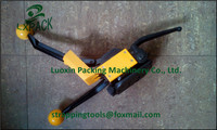 LX PACK Free Shipping Heavy Duty Manual Steel Strapping Tool Tensioner 13 19 32mm Steel Strap