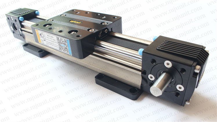 Motorized XYZ linear motion stage Nema 23 linear guide way made in China toothed belt drive rail manufacturer 24vdc actuator linear motion slider motorized xyz axis nema 17 23 high speed guideway