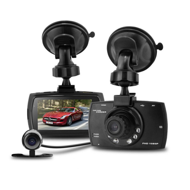 vehicle Car DVR Camera G30 Full HD 1080P 140 Degree Dashcam Video Registrars for Cars Night Vision G-Sensor Dash Cam