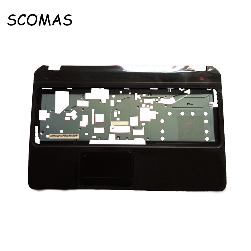 SCOMAS Stock Promotion Laptop Top Cover C Case for HP Envy M6 M6-1000 Series Laptop Palmrest C Cover with Touchpad Fast Shipping