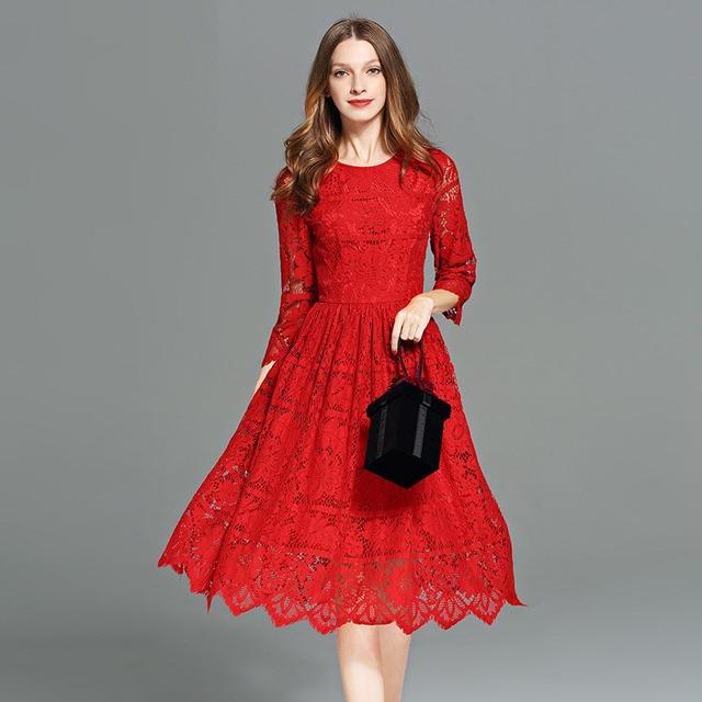Kleid winter damen