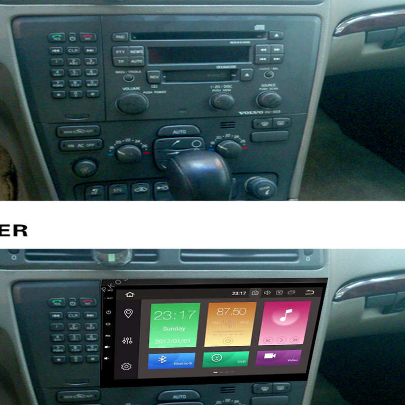 Good quality and cheap volvo xc70 radio in Store Sish
