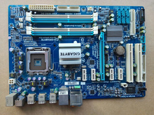 Бесплатная доставка оригинальный P43 775 материнская плата для Gigabyte GA-EP43T-S3L LGA775 DDR3